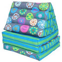 purple green matratze